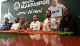 Alanyaspor'da sözleşmeler uzatıldı