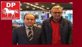Çakır'dan duayen siyasetçiye ziyaret!