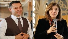 Cumhur ittifakı adayı için Hülya Çavuşoğlu'da sahaya indi!