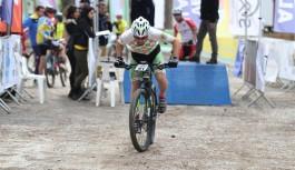 Dağ bisikleti yarışları başladı