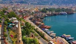 İşte Antalya ilçeleri nüfusu. Peki Alanyanın nüfusu kaç?