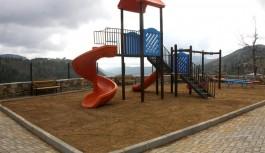 Alanya belediyesinden doğa manzaralı park!