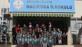 Alanya belediyesindon Eko okullar projesine tam destek
