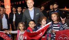 Alanya'da Adem Murat Yücel'li cumhur ittifakı farka koşuyor. İşte son sonuçlar...