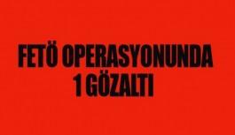 Alanya'da FETÖ operasyonu: 1 gözaltı!
