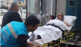 Alanya'da hastalar oy kullanmaya ambulans ile gitti!