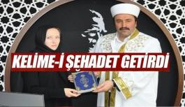 Alanya'da yaşayan Rus vatandaşı, müslüman oldu...