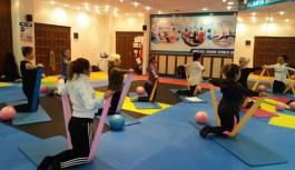 Belediyespor Mahmutlar'a spor merkezi açıyor