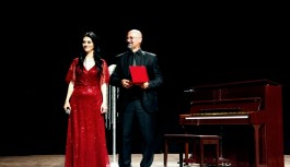 Piyanistlerden muhteşem konser