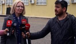 Rus aday, imam hatip lisesinde oyunu kullandı