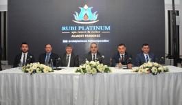Turizm bakanı Alanya'da söyledi: İnşallah 2019 başarıyla geçecek