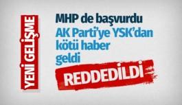 AK Parti'nin İstanbul İl Seçim Kurulu'na tutanaklarla ilgili yaptığı itiraz reddedildi