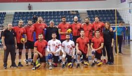 Alanya Belediyespor'dan Kayseriler'e voleybol ziyafeti