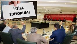 Alanya'da İYİ Partide istifa ederek, CHP'ye geçecekler!