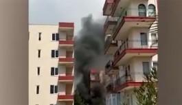 Alanya'da otel yangını ve yönetimden açıklama