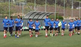 Alanyaspor'da Kayseri hazırlığı sürüyor!