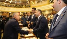 Antalya Büyükşehir Meclisi yeniden şekillendi!
