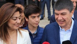 CHP'den Menderes Türel'in eşi Ebru Türel hakkında suç duyurusu