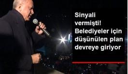 Erdoğan, Sinyali Vermişti! Belediyelere Başkanlık Sistemi Ayarı Geliyor