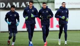 Fenerbahçe'de Alanya hazırlığı!