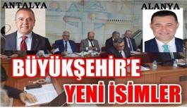 İşte Alanya'dan Antalya meclisine giren isimler...