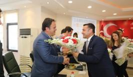 Millet ittifakının grup sözcüsü Erkan Demirci'den Yücel'e samimi mesaj!