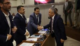 Muhittin Böcek başkanlığında, Antalya meclisi toplandı...