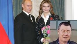 Rus Lider Putin'in kayınpederi Alanya'da!