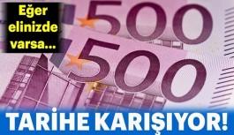 Türkiye'de 500 euroluk banknotların değiştirilmesi nasıl olacak? (Tedavülden cuma günü kalkıyor)