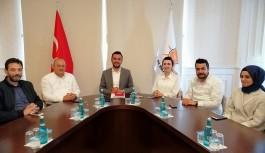 Ak Parti Alanya da yürütme kurulu belli oldu...