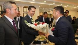 Alanya belediyesinde ilk başkan yardımcısı atandı!