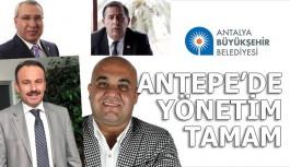 Alanyalı O isme, Antalya'da büyükşehir belediyesinde görev...