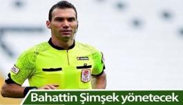 Başakşehir-Alanyaspor maçının hakemi belli oldu!