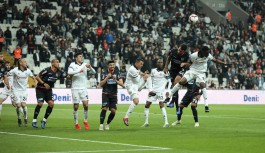 Beşiktaş 2- Alanyaspor 1