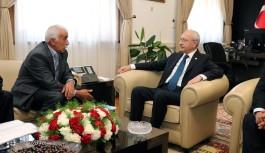 CHP lideri Kemal Kılıçdaroğlu'ndan görev talep ettiler
