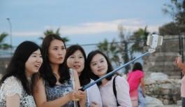 Koreli turistlerin Antalya ilgisi!