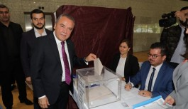 Türkiye belediyeler birliği seçimi yapıldı!