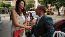CHP Alanya teşkilatı bayramlaştı