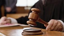 Alanya'da ki mahkemede dili tutuldu...!
