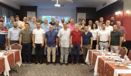 Antalya-Alanya-Gazipaşalı raylı sistemi konuştular!