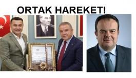 Antalya ve Alanya belediyesinden ortak hareket!