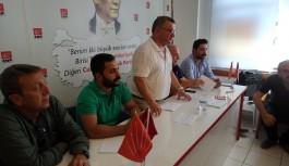 CHP Alanya'da 102 mahalle temsilcisi ile buluştu