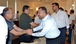 AKP İl Başkanı Taş: Karamsarlığa gerek yok!