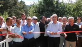 AKP'li Aydın, Alanya'da misafirhane açtı!
