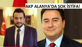 Alanya Ak Partide şok istifa! Babacan'ın kuracağı partiye mi geçecek!