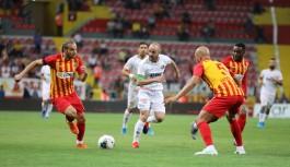 Alanya attı, Kayserispor'un golü VAR ile iptal edildi