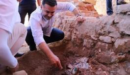 Başkandan arkeoloji inceleme!