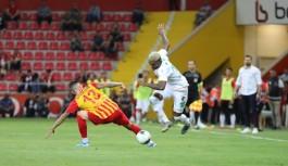 Kayseri-Alanyaspor maçının önemli anlara