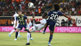 Alanyaspor 3-Fenerbahçe 1