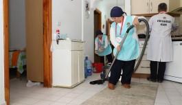 Alanya belediyesinden evde konut temizliği
